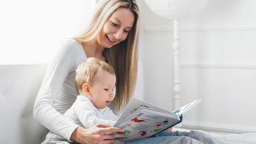 Welche Bücher fördern die Entwicklung deines Kindes besonders?