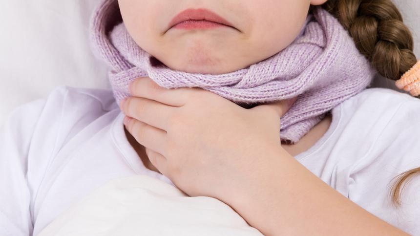 Erste Hilfe bei Mandelentzündung: was tun?