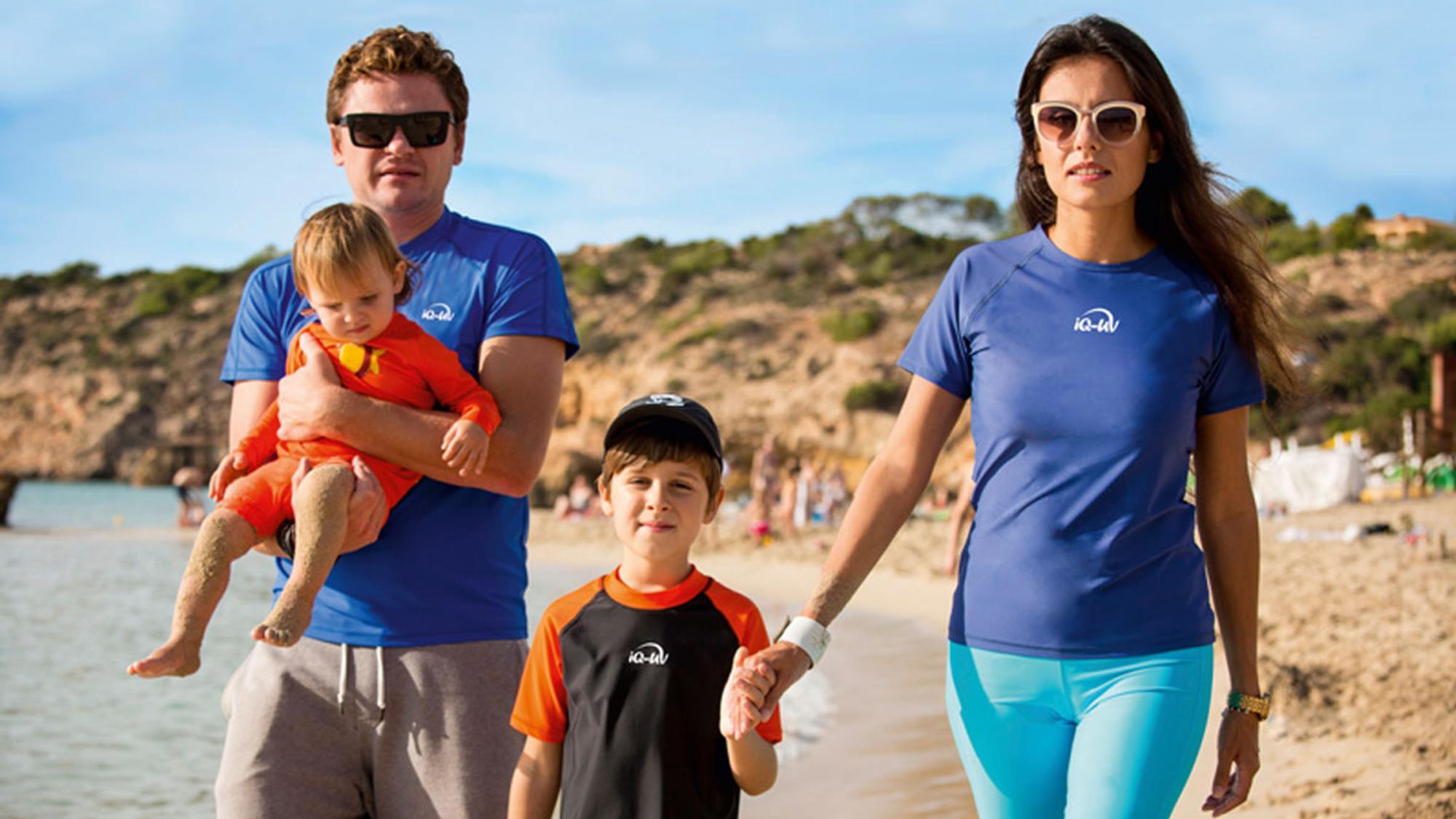 UV-Kleidung ist nachhaltig und schützt effektiv vor gefährlicher Sonneneinstrahlung.