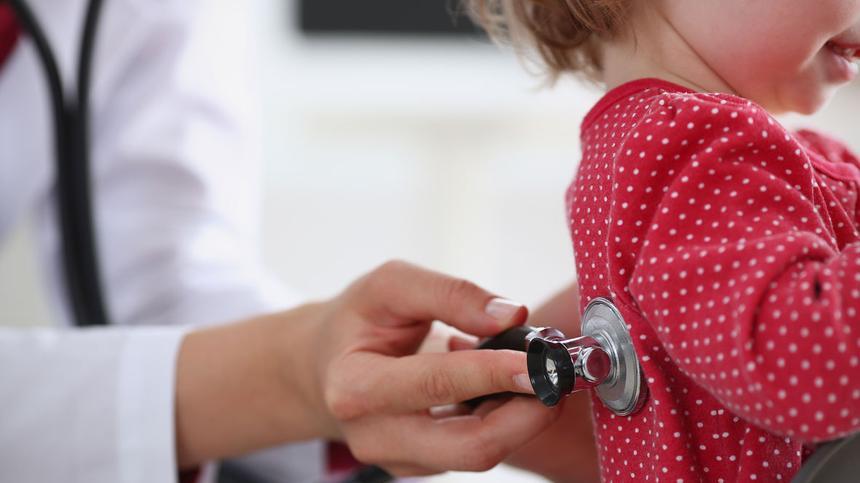Asthma bei Babys und Kleinkindern ist nicht leicht zu diagnostizieren