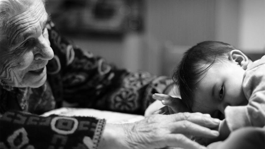 Hatten Großeltern früher noch mehr Zeit und Muße für ihre Enkelkinder?