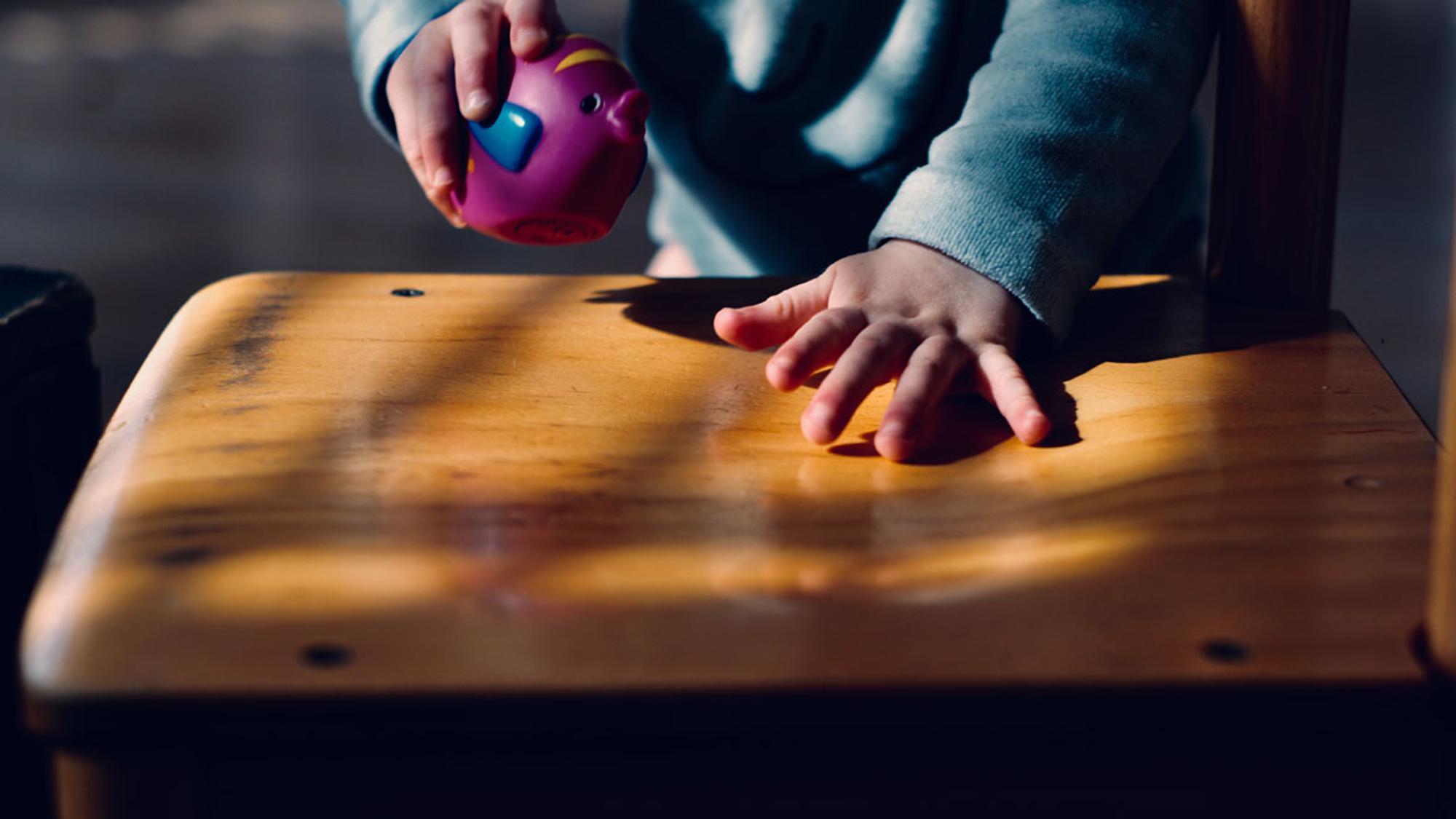 Ist dein Kind Rechts- oder Linkshänder?