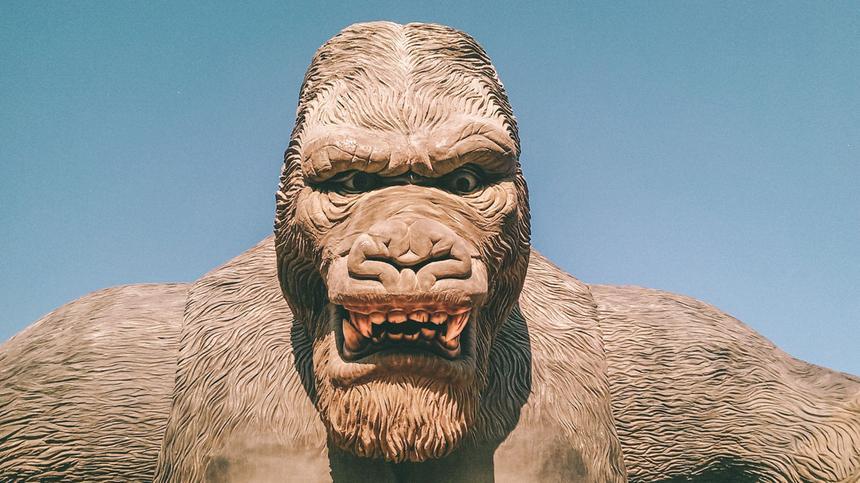 Da möchte mal als Vater doch gleich zu Godzilla werden.