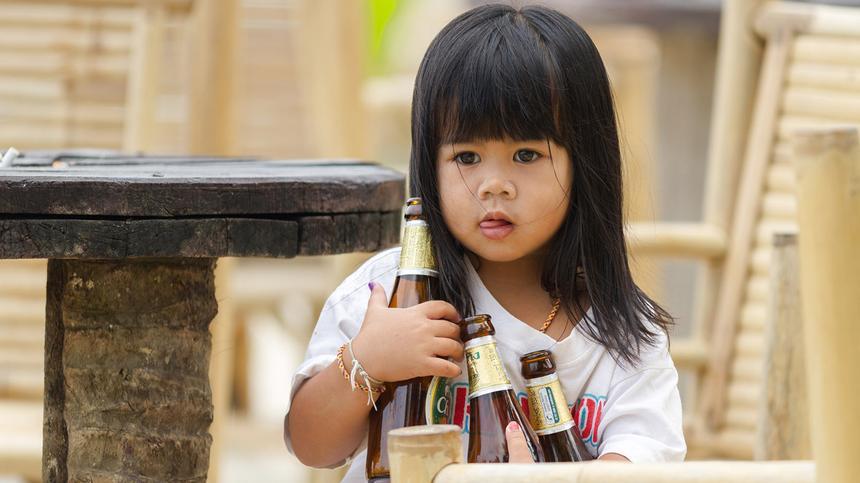 Ist alkoholfreies Bier für Kinder ein absolutes No-Go oder total okay?