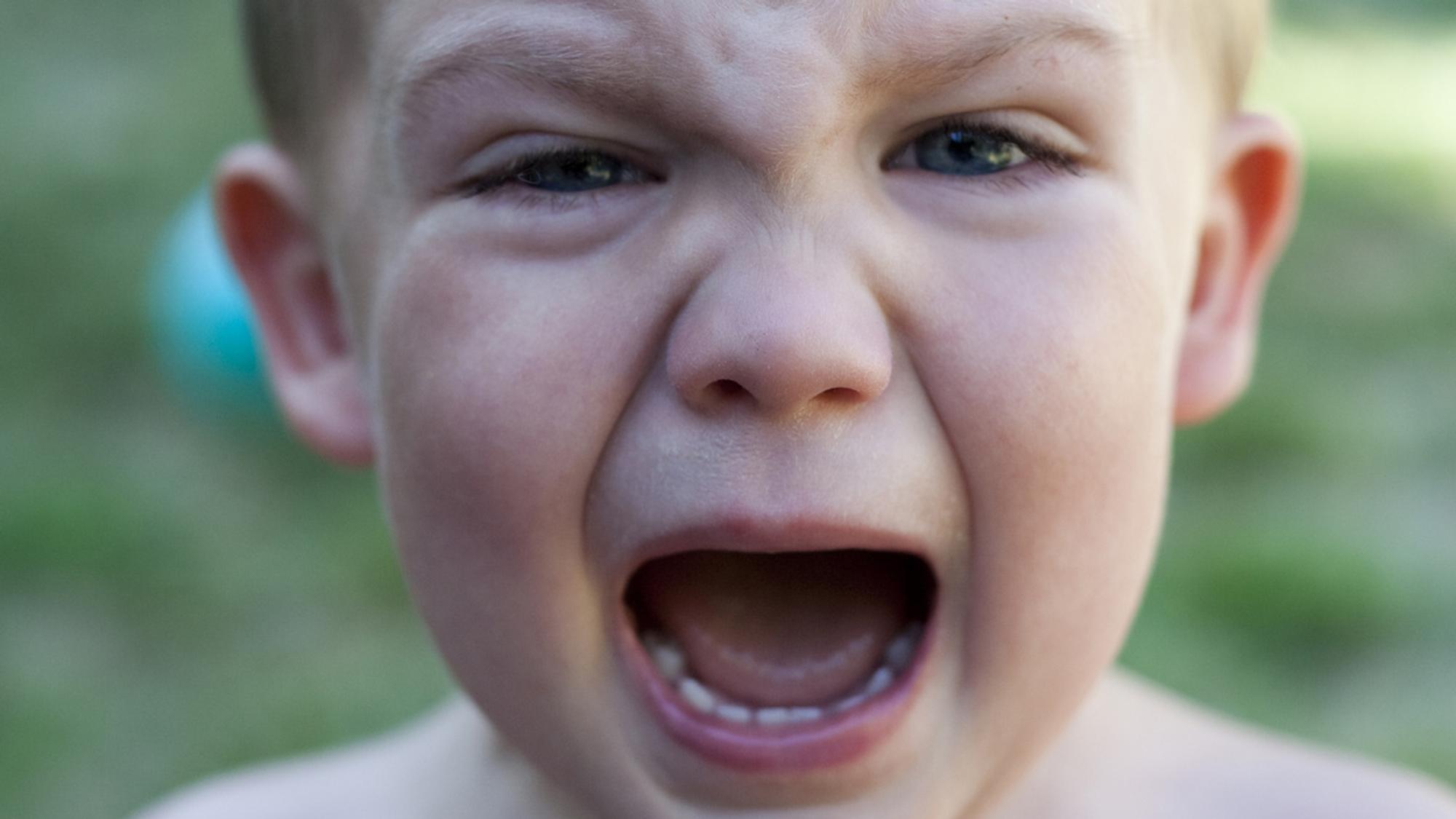 """Wenn Eltern das erste Mal """"Ich hasse dich"""" von ihren Kleinen hören, fallen sie oft aus allen Wolken"""