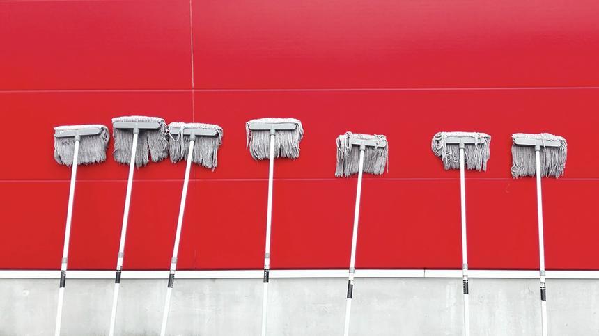 Eine Putzfrau ist kein Zeichen von Schwäche, sondern ein Zeichen von Priorisierung.
