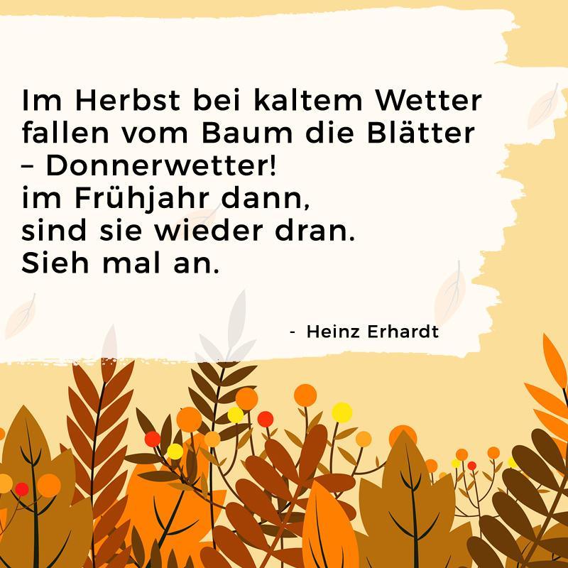 Erhardt heinz lustig geburtstagsgedicht Spruch Geburtstag