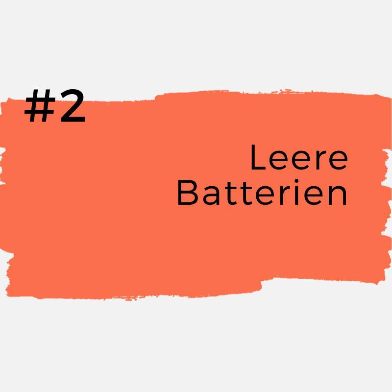 Dinge Die Mit Batterie Laufen