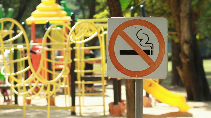 Ab November 2019 werden Spielplätze in Hamburg zur rauchfreien Zone.