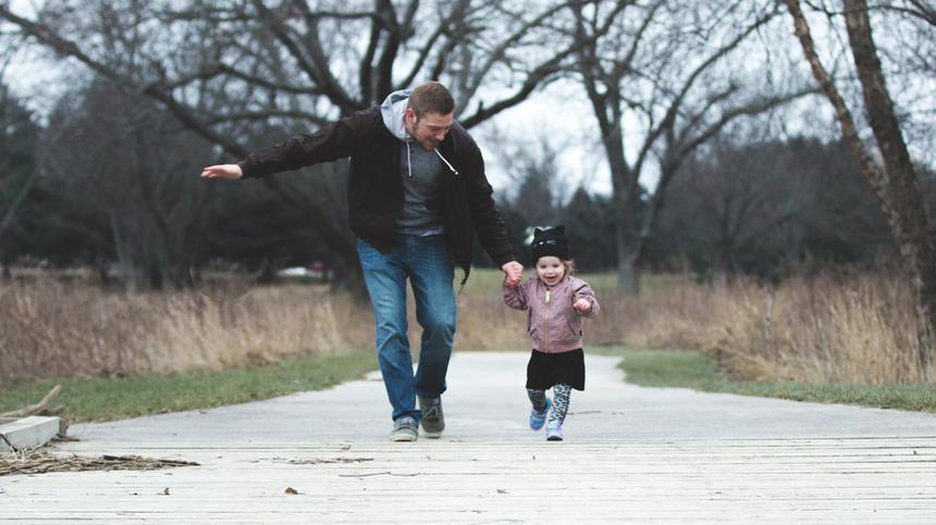 Eltern sein ist ein richtiges Workout!