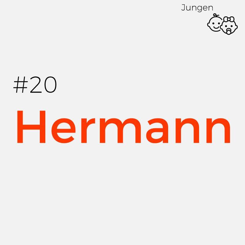 Vornamen klassische deutsche ᐅ 30