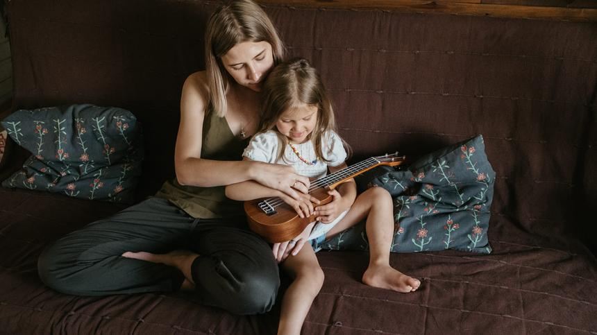Für Musik lässt man gern mal alles stehen und liegen.