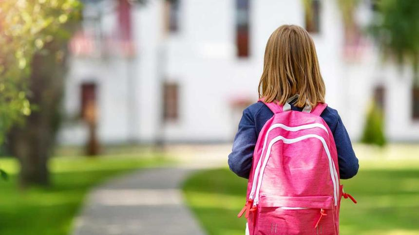 Der Wechsel auf die weiterführende Schule ist der Beginn eines neuen Lebensabschnitts.