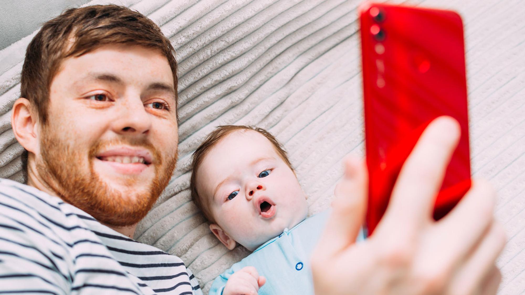 Baby- und Kinderfotos im Netz: Ein bestehendes Diskussionsthema