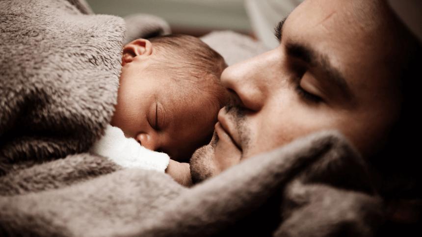 Die Fotos sollen Seepferdchen-Vätern Mut machen