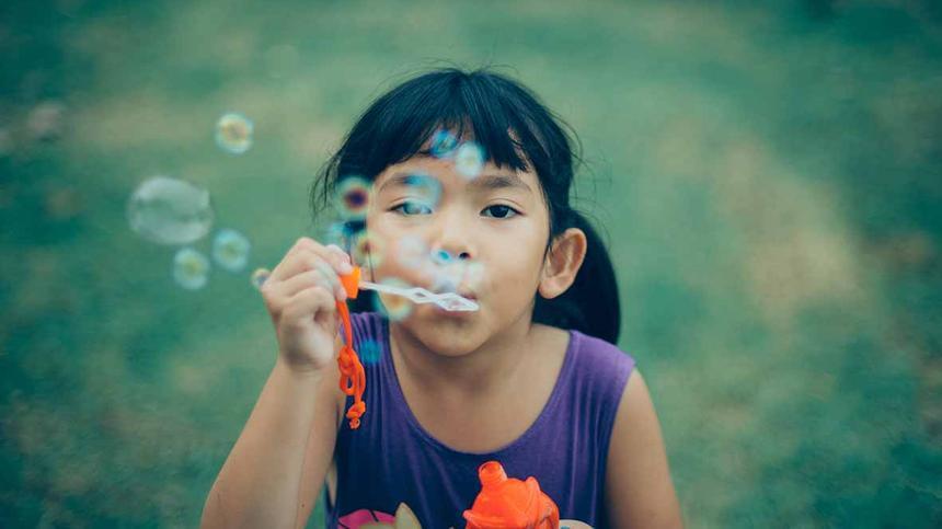 Tolle Ideen für Kinderspiele ab 4 Jahren