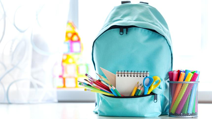 Schulsachen-Liste für einen erfolgreichen Schulanfang.