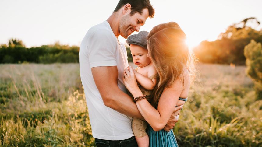 Wie Baby das Leben der Eltern verändern kann