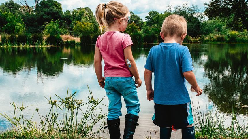 In den Ferien wollen Kinder Spaß haben. Sie zu unterhalten ist nicht immer leicht.