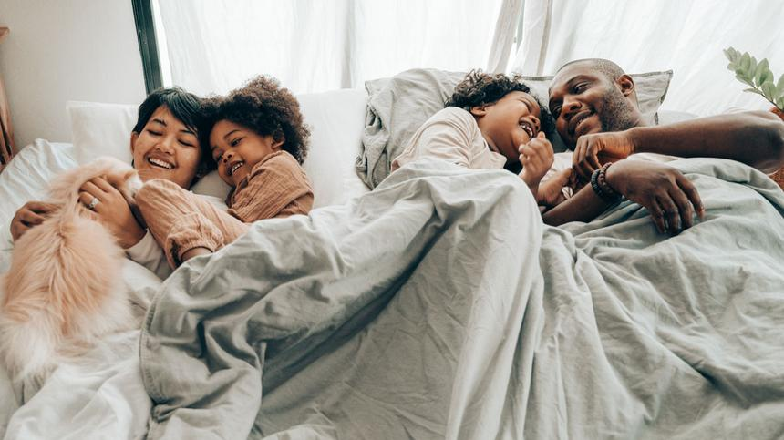 Familienbett sicher oder ungefährlich?