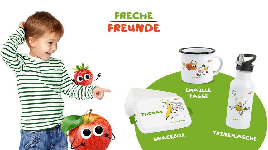 Wer ist der freche Obst- oder Gemüsestar deines Kindes?