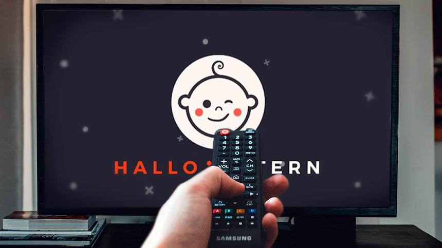 Hallo:Eltern jetzt auch im TV